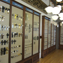 Rejuvenation Portland - Classic American hardware styles at our Portland store.