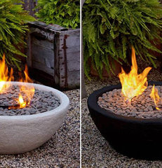 modern firepits by PureModern