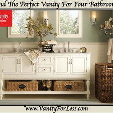 Contemporary Bathroom Vanities And Sink Consoles by Vanity For Less, LLC