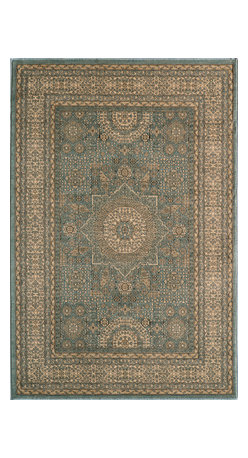 Momeni Rug - Momeni Rug Belmont 2' x 3' BE-03 Light Blue BELMOBE-03LBL2030 - The Belmont Collection brings ancient Persian rug design to any home. Gorgeous traditional patterns and subtle coloration bring depth and dimension to any living space while modern materials and techniques lends durability and strength to stand up to high use areas of the home. Add texture and complexity to your home with the Belmont Collection.