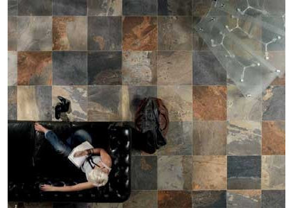 Traditional Wall And Floor Tile by Trends in Tile