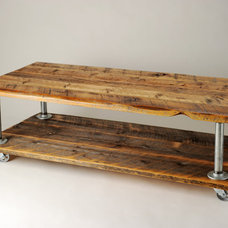 Rustic Coffee Tables by Rory's Rustic Furniture