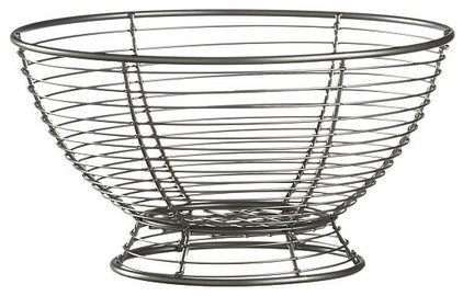 Contemporary Fruit Bowls And Baskets by Crate&Barrel
