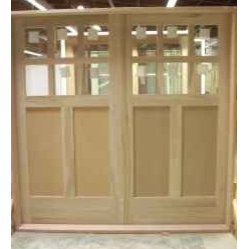 Paint Grade Carriage Pair Paint Grade Poplar With Mdf