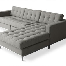 Contemporary Sectional Sofas by area51seattle.com