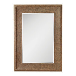 Feiss - Feiss MR1160RST Taunton Rusted Mirror - Finish: Rusted