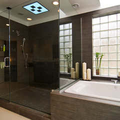 modern bathroom Bucktown Single Family - Chicago