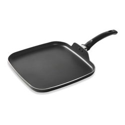Invitations - Invitations 10 1/2-Inch Nonstick Aluminum Griddle by Tabletops Unlimited - This griddle's aluminum body allows for fast, even heating. Pan features a double riveted handle for durability and a nonstick interior to ensure quick food release and easy cleanup.
