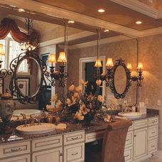 Traditional Bathroom by Kinsella Kitchens & Baths