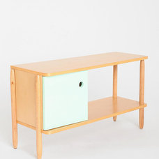 Modern Media Storage by Urban Outfitters
