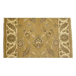 """Couristan - Palladino 26"""" Runner Traditional Stair Runner - Stair & Hallway Runners Are Sold By The Linear Foot!"""