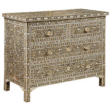Mediterranean Accent Chests And Cabinets by Elte