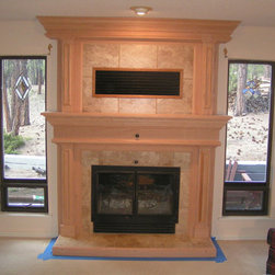 Fireplace Surround - West Branch