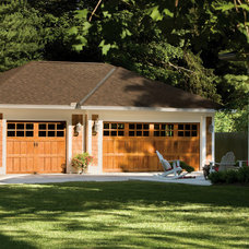 Traditional Garage Doors by Hollywood Crawford Door Company