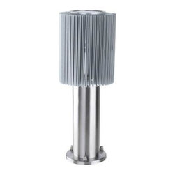 Eglo - Eglo Outdoor Lighting. Maronello - 1 Light Post - Shop for Lighting & Fans at The Home Depot. The Maronello family of exterior fixtures brings a cutting edge contemporary design to your home or office exterior. Strong vertical lines in an aluminum finish provide a professional but inviting mood.