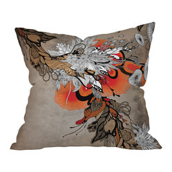 Iveta Abolina Sonnet Throw Pillow, 26x26x7