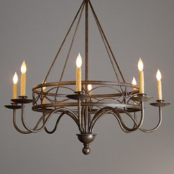 Chateau Chandeliers -