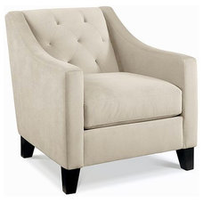contemporary armchairs by Macy's