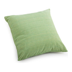 ZUO VIVA - Parrot Small Pillow Lime mix thread - Parrot Small Pillow Lime mix thread