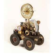Eclectic Clocks by Voila!