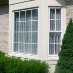 Bay Window - Vinyl Bay Window