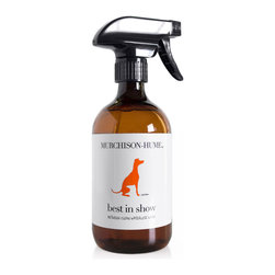 Murchison-Hume - Murchison-Hume  Best In Show Between Clean Waterless Wash - 100% naturally derived ingredients and infused with essential oils.  Excellent for overall light grooming between bathing.