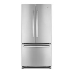 """Whirlpool - GX2FHDXVY Gold 32.63"""" 22 cu. ft. French Door Refrigerator with 4 Adjustable Spil - Enhance every home you build with stylish innovative appliances that home buyers demand Home buyers expect appliances that meet the needs of their everyday lives are easy to use and reflect the style of their individual tastes But to provide applianc..."""