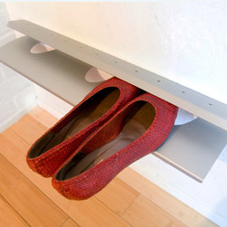 "Shoe Shelf - W 36"" x D 4"" x H 5"""