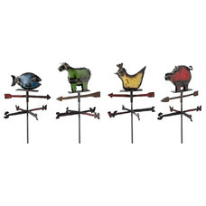 Eclectic Weather Vanes by UncommonGoods