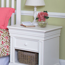 Traditional Nightstands And Bedside Tables by Baby's Dream Furniture