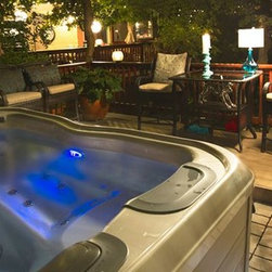Bullfrog Spas sold by Brown's Pools & Spas - Bullfrog Spas- Our tubs brings a lifestyle to any Backyard.