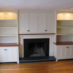 Farmhouse Bookcases: Find Bookshelf Designs Online