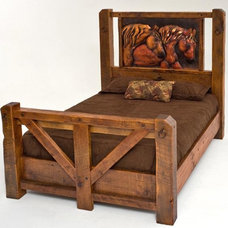 Traditional Beds by Woodland Creek Furniture