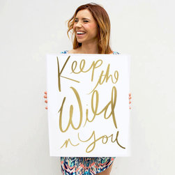 Keep the Wild in You - Morgan Day Cecil