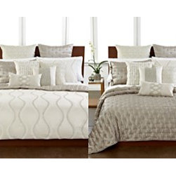 Hotel Collection - Hotel Collection Bedding, Finest Silk King Quilt - FINEST CHAMP K CVT
