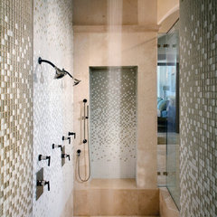 bathroom tile by Green Depot