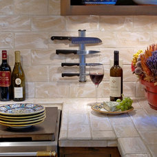 eclectic tile by Art of Tile and Stone