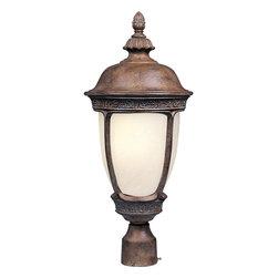 Maxim Lighting - Sienna Knob Hill EE 1 Light Energy Star Outdoor Post Light - Product