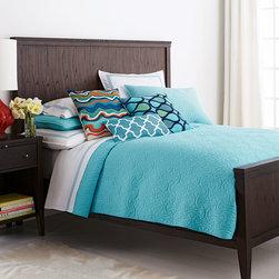 """Santorini"" Bed Linens -"