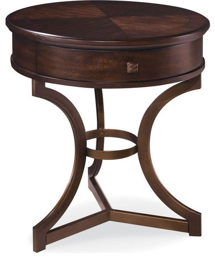 Transitional Side Tables And End Tables by Carolina Rustica