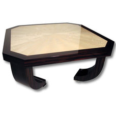 Contemporary Coffee Tables by Arquitek inc.