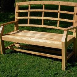 White Oak Bench - White Oak Bench ....