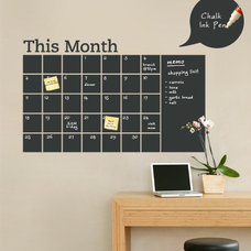Contemporary Bulletin Boards And Chalkboards by Simple Shapes