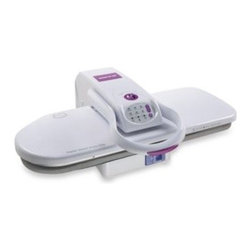 Sienna - Sienna  Elite Steam Press - Get the job done with a Sienna  Elite Steam Press. Iron, freshen, steam, or sanitize virtually anything in your wardrobe, linens and beyond.