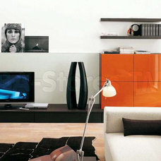 Modern Entertainment Centers And Tv Stands by NYC Bed Furniture