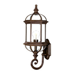 Acclaim Lighting - Acclaim Lighting 5272 Dover 1 Light Outdoor Lantern Wall Sconce - Features: