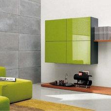 Modern Media Storage by FurnitureNYC