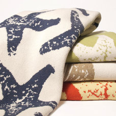 Tropical Throws by In2green