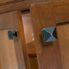 Modern Cabinet And Drawer Knobs by Country Cabinets
