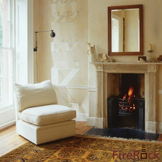 Traditional Family Room by FireRock Products